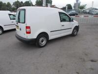 Volkswagen Caddy 1.6 Tdi 102Ps Startline Van DIESEL MANUAL WHITE (2015)