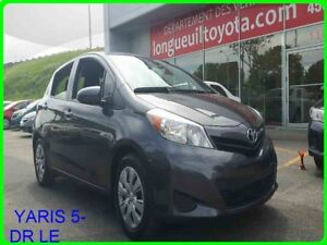 2013 Toyota YARIS 5-DR LE