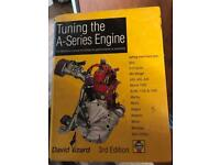 Tuning the A series Engine book for minis
