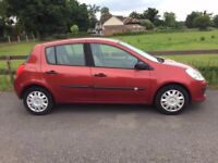 2006 Renault Clio 1,4 litre 5dr