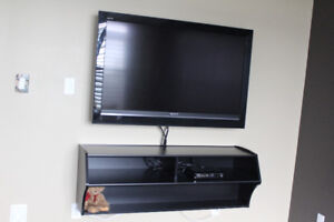 Tv Console Wall Mounted 50""
