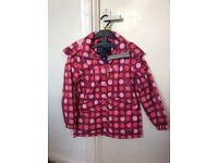 Girl's Summer Raincoat