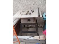Table saw by Ryobi - used