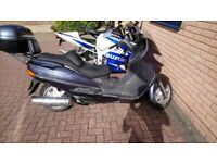 SUZUKI BURGMAN SCOOTER AN400 LOW MILES
