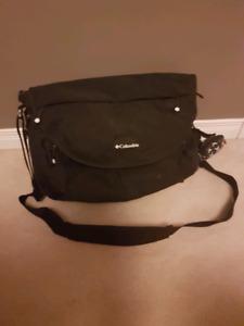 Columbia diaper bag with Skip Hop pacifier bag