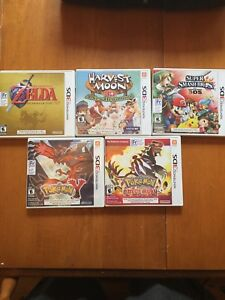 Nintendo 3DS games