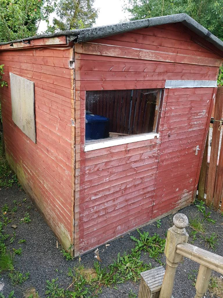 east kilbride glasgow garden shed image 1 of 3