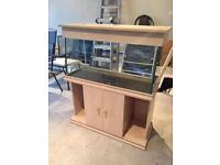 Fish Tank Aquarium, Custom made