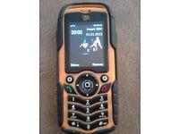 JCB Toughphone Sitemaster 2 TP305 (Unlocked)