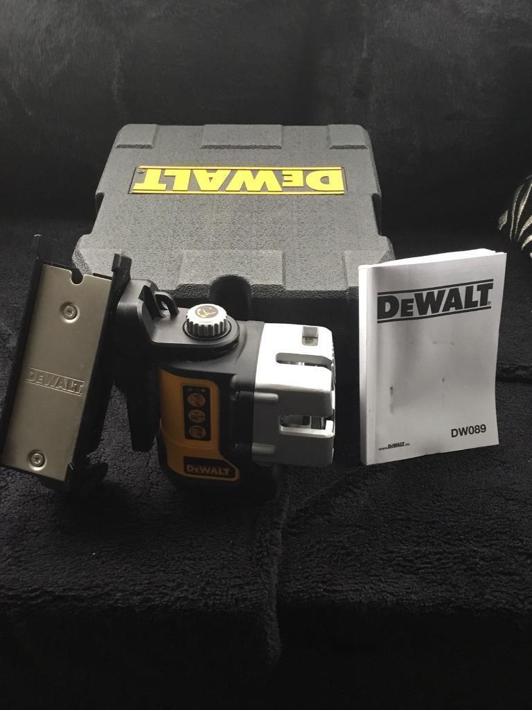DeWalt DW089 Lazer Beam