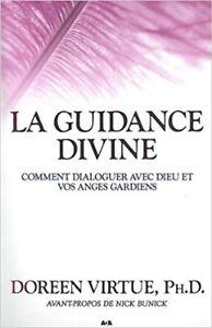 Recherche le livre la guidance divine de Doreen virtue