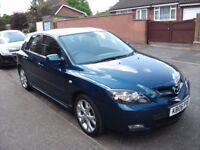 Mazda 3 Sport 2.0 Petrol, 6 speed manual, 5 door hatchback, Low mileage
