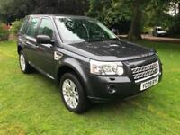 LANDROVER FREELANDER 2 TD4 E 2.2 4X4 HSE DIESEL *SATNAV*LEATHER*PANROOF*