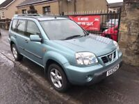 NISSAN X-TRAIL SPORT 2.2 DIESEL, TRADE IN TO CLAR NOT RAV 4 FREELANDER, JIMNY VITARA