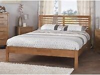 Brand new super kingsize bed 6' unused and still in packaging