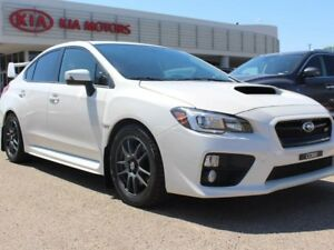 2015 Subaru WRX STI SUNROOF, HEATED SEATS, BUTTON START,