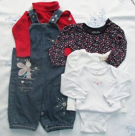 3-6 month charming Baby Girl bundle of Next items in Very Good Condition