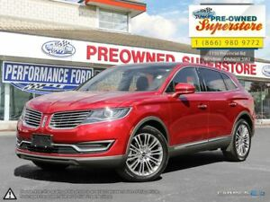 2016 Lincoln MKX Reserve>>>heated rear seats<<<