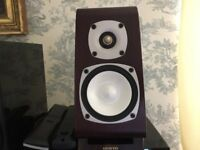 2x Onkyo D-TK10 Takamine Speakers