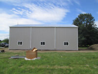 Turn Your Unusable Barn into a New Steel Building in Leamington