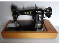 Vintage Pfaff Sewing Machine