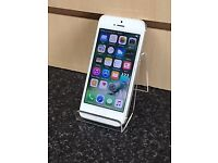 APPLE IPHONE 5(32GB) (UNLOCKED TO ANY NETWORK)