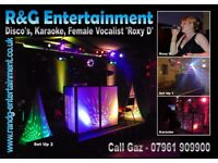 Mobile Disco & DJ Covering West Mids & South Staffs - R&G Entertainment