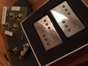 Set Fender WideRange pickups