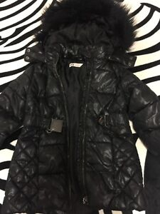 H&M girls, size 1 1/2-2 winter coat, excellent condition