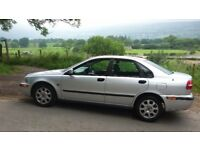 2003 Volvo S40. Powerful. Economical. Comfortable. Reliable.