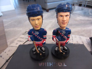 Kitchener Rangers 2 Bobbleheads + 1 Team Canada