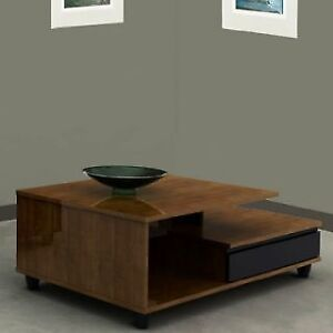 Nexera Harmony Coffee Table In Cinnamon Cherry Laminate