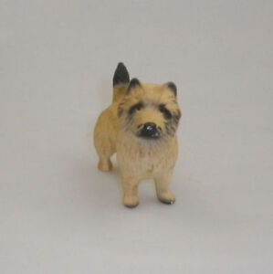 "Vintage BESWICK DOG Figurine ""CAIRN TERRIER"" (England) ~ AS NEW"