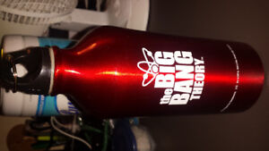 The Big Bang Theory Water bottle