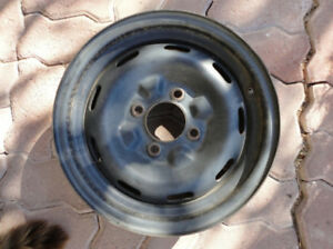 WTB Datsun 240Z original steel wheel