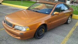1998 Volvo C70 Coupe (2 door) for parts
