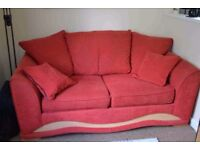 Quality sofa bed for sale or may exchange for corner sofa