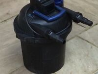 Pond Oase filtoclear 12000 set