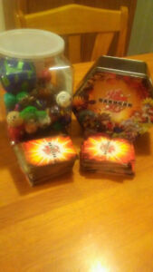 Huge Bakugan Lot