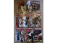 The Astonishing Spider-man Comics Issues 1 (Oct 2013) - 33 (Jan 2015)