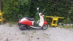 honda gas scooter