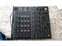 Pioneer DJM-500 DJ mixer. Near mint, excellent cond. Full working order as far as known