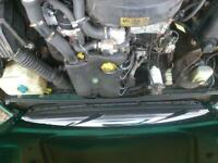 Land rover 300tdi engine