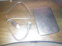 Toshiba 500GB Portable Hard Drive