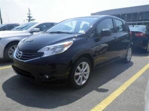 2014 Nissan Versa Note S - Manual