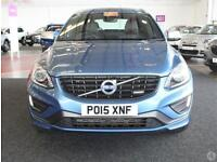 Volvo XC60 2.0 D4 181 R DESIGN Lux 5dr Geartronic