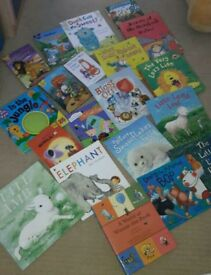 Big bundle of children's books (many unread)
