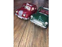 Sylvanian car set