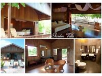 3 nights full board chalet for 2 at Pom Pom Island Resort, off Semporna, Malaysia