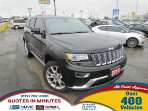 2015 Jeep Grand Cherokee SUMMIT | 4X4 | DIESEL | LEATHER | BACKU